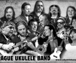 Pražský ukulele band